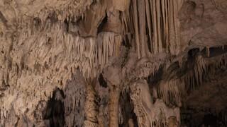 Πρέβεζα: Σπήλαιο με σταλακτίτες και σταλαγμίτες αποκάλυψε η περιέργεια νεαρών στον Άγιο Θωμά