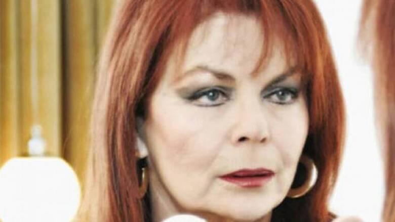 Στη ΜΕΘ η ηθοποιός Νόρα Κατσέλη