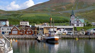 Ένα μικρό ψαροχώρι στην Ισλανδία συμμετέχει στη βραδιά των Όσκαρ