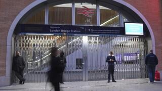 Βρετανία: Εκκενώθηκε σταθμός τρένου στο Λονδίνο