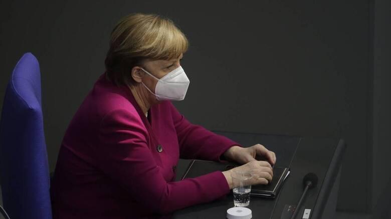 Κορωνοϊός - Μέρκελ: Στον τομέα της Υγείας η Ευρώπη χρειάζεται περισσότερες εξουσίες