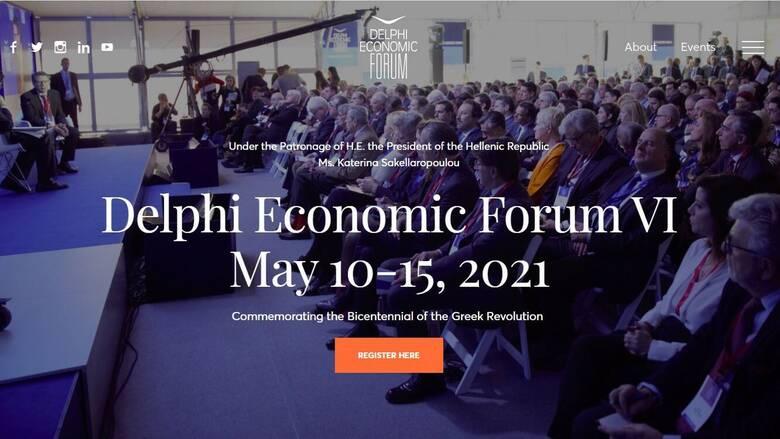 Κορυφαίοι ομιλητές στο 6ο Delphi Economic Forum
