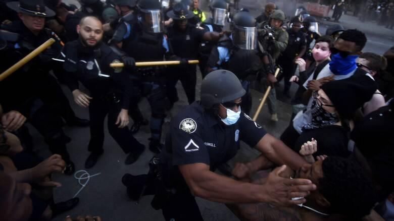 ΗΠΑ: Έναρξη ομοσπονδιακής έρευνας για την αστυνομία της Μινεάπολης
