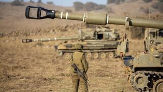 Συρία: Ισραηλινές επιδρομές κοντά στη Δαμασκό σε αντίποινα έκρηξης πυραύλου