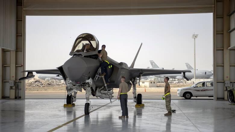 Οι ΗΠΑ αποκλείουν επίσημα την Τουρκία από το πρόγραμμα των F-35