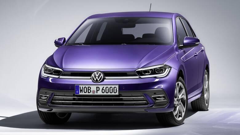 To VW Polo συνεχίζει ελαφρώς ανανεωμένο και τεχνολογικά αναβαθμισμένο