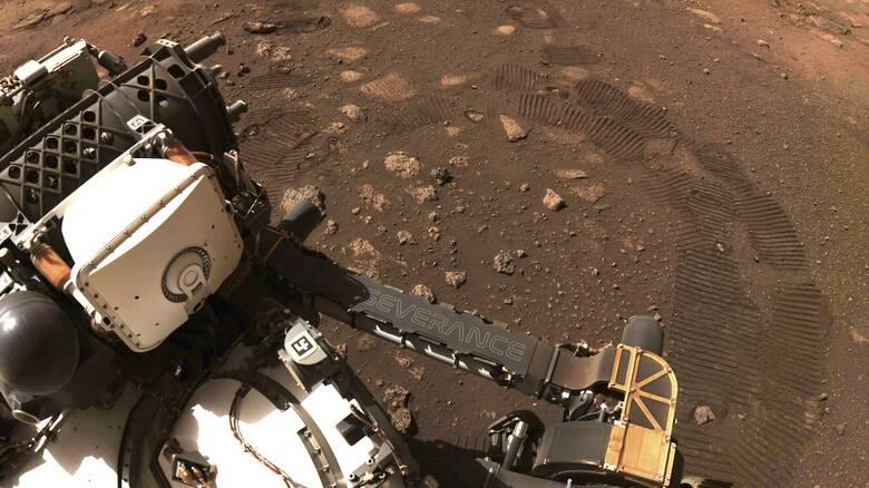 Ακόμη μία ιστορική πρωτιά για το Perseverance: Έφτιαξε οξυγόνο στον Άρη