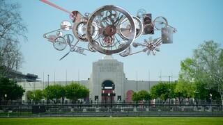 Μνημεία διευρυμένης πραγματικότητας στο Los Angeles County Museum of Art - Kαι στο σπίτι μας
