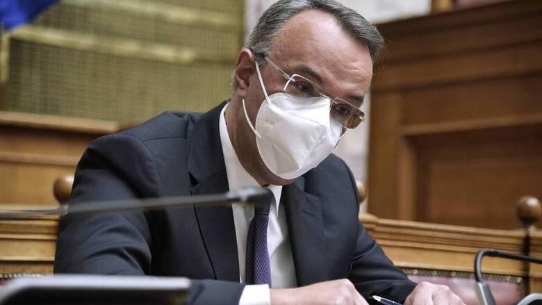 Σταϊκούρας: Μέτρα – «γέφυρα» 2,5 δισ. ευρώ για την ανακούφιση επιχειρήσεων και νοικοκυριών