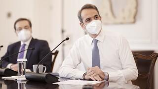 Μητσοτάκης στον Alpha:  Ανοίγει η συζήτηση για τον υποχρεωτικό εμβολιασμό επαγγελματικών κατηγοριών