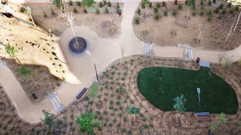 Όταν ένα «πάρκο τσέπης» αρκεί για να γίνει η αρχή για ένα πιο βιώσιμο μέλλον για την Αθήνα