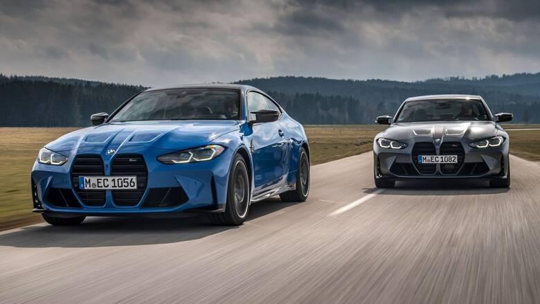 Οι BMW M3 και M4 Competition των 510 ίππων είναι πλέον και τετρακίνητες