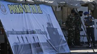 Αγωνία για το υποβρύχιο στην Ινδονησία: Εντοπίστηκε «αντικείμενο» - Μάχη με το χρόνο για τους 53