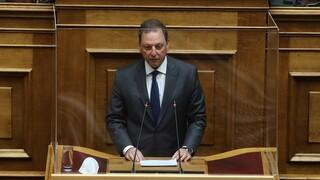 Κορωνοϊός: Σε προληπτική καραντίνα ο υπουργός Αγροτικής Ανάπτυξης Σπήλιος Λιβανός