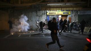 Θέατρο συγκρούσεων ξανά η Ιερουσαλήμ - Πάνω από 100 τραυματίες