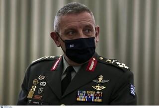 Αρχηγός ΓΕΕΘΑ: Eπίλυση των διαφορών σύμφωνα με το Διεθνές Δίκαιο