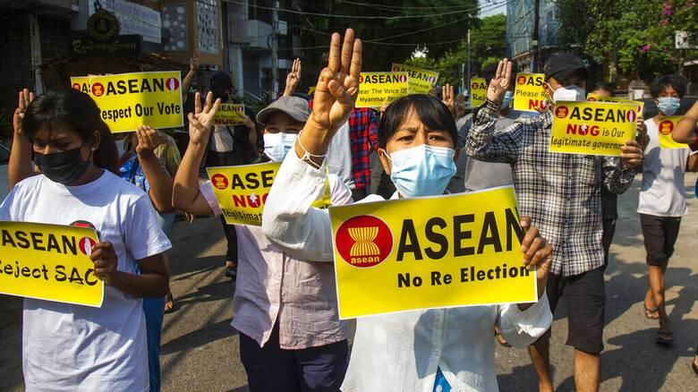 Μιανμάρ: Ο επικεφαλής της χούντας να λογοδοτήσει για εγκλήματα κατά της ανθρωπότητας