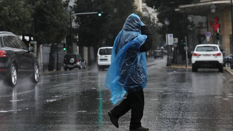 Επιδείνωση του καιρού: Οδηγίες  από την Πολιτική Προστασία