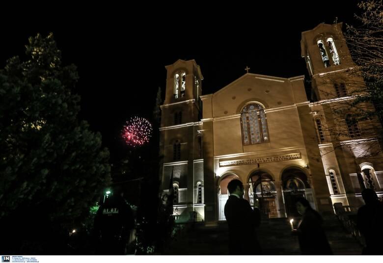 Πάσχα: Μέχρι 12 άτομα σε υπαίθρια συγκέντρωση - Με διπλή μάσκα στις εκκλησίες