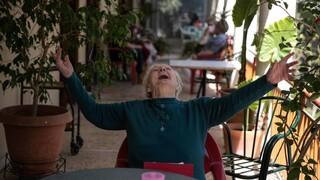 Γηροκομείο Αθηνών χωρίς COVID - H προσφορά και η αγωνία για το μέλλον