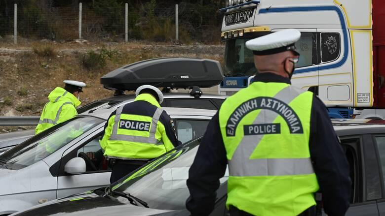 Μπλόκο στο Πάσχα στο χωριό: Αυστηροί έλεγχοι και 10.000 αστυνομικοί επί ποδός