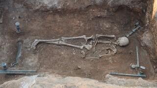 Σπουδαίο αρχαιολογικό εύρημα:Μοναδική κλίνη 2.100 ετών - Η αινιγματική ταυτότητα της πλούσιας νεκρής