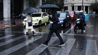 Αλλάζει το σκηνικό του καιρού: Βροχερό Σαββατοκύριακο με ισχυρούς ανέμους