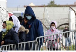Μυτιλήνη: Κλείνει το Καρά Τεπέ - Ξεκίνησε η εκκένωση της δομής