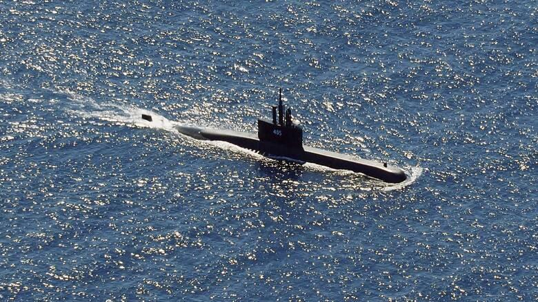 Βρέθηκε το εξαφανισμένο υποβρύχιο: Βυθίστηκε ανοιχτά του Μπαλί, έσβησαν οι ελπίδες για επιζώντες