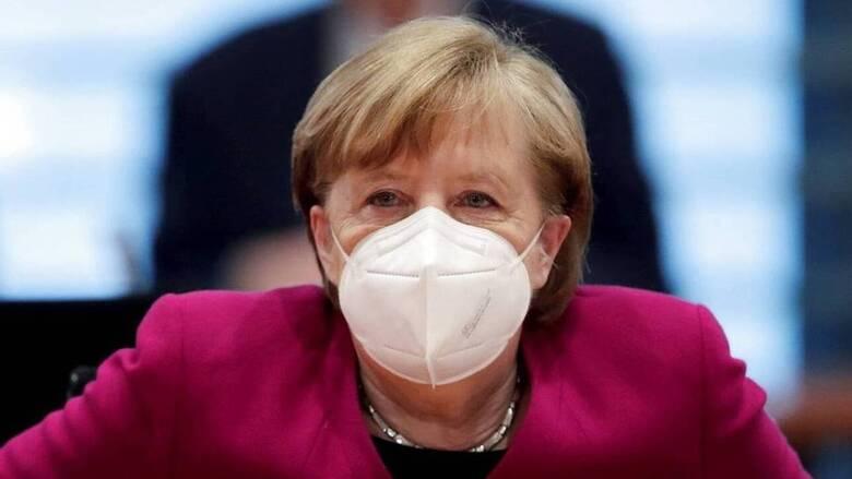 Κορωνοϊός - Γερμανία: Η Μέρκελ καλεί τους Γερμανούς να τηρούν τα μέτρα