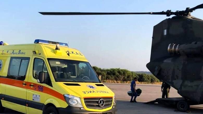 Αεροδιακομιδή βρέφους 36 ημερών: Επιχείρηση «σωτηρίας» από την Κρήτη στην Αθήνα