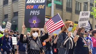 Οργή Άγκυρας για την αναγνώριση από τις ΗΠΑ της Γενοκτονίας των Αρμενίων
