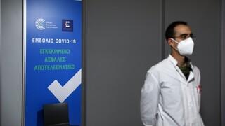 Κορωνοϊός - Θεμιστοκλέους: Στους 2.000.000 οι εμβολιασμοί με την πρώτη δόση