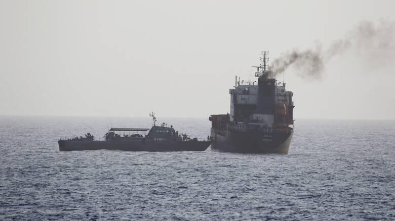 Επίθεση κατά ιρανικού πετρελαιοφόρου στα ανοιχτά της Συρίας
