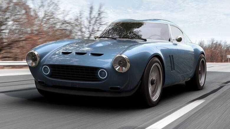 Αυτοκίνητο: H GTO Engineering Squalo δείχνει σαν μια κλασική Ferrari αλλά είναι ολοκαίνουργια