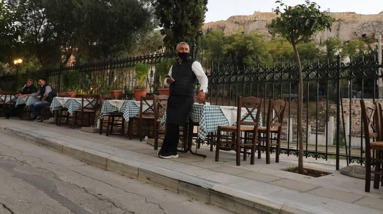 Σταμπουλίδης: Χωρίς SMS η διαδημοτική μετακίνηση προς καταστήματα εστίασης από τις 3 Μαΐου