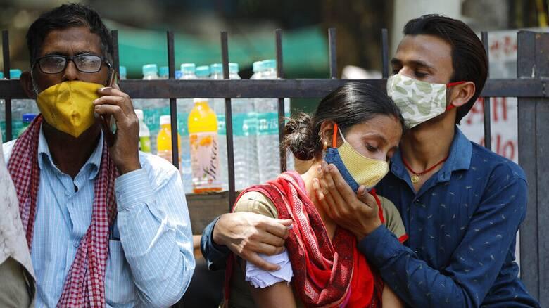 Μπένος στο CNN Greece: Αν δεν εμβολιαστεί όλος ο κόσμος καμία χώρα δεν είναι προστατευμένη