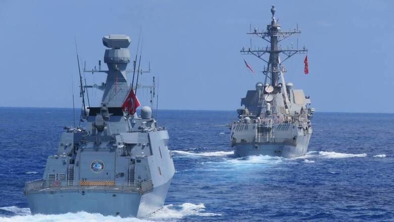 Νέα Navtex από την Τουρκία στην «καρδιά» του Αιγαίου