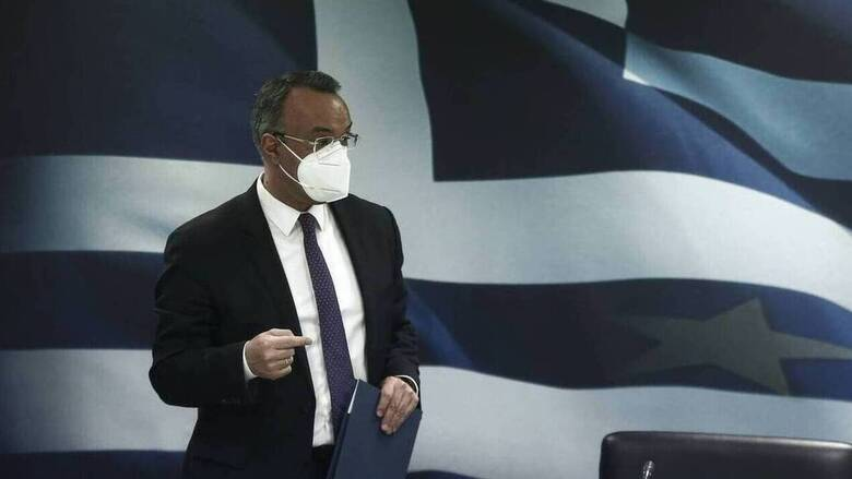 Σταϊκούρας: Οι βασικοί στόχοι για την επανεκκίνηση της ελληνικής οικονομίας - Ανάπτυξη 6,2% το 2022
