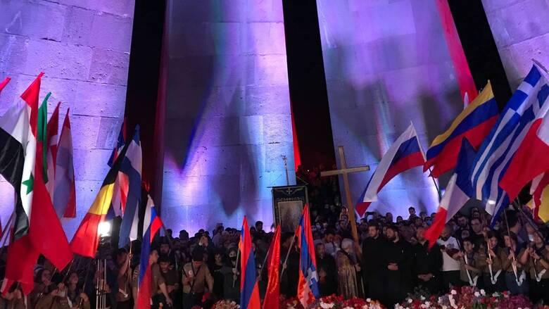 Αρμενική Επιτροπή Ελλάδας: Η απόφαση Μπάιντεν σηματοδοτεί το τέλος της ατιμωρησίας της Τουρκίας