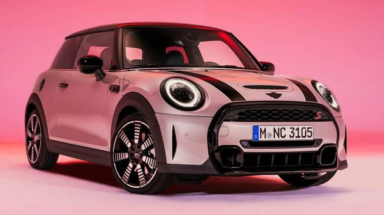 Tα ανανεωμένα και πιο premium Mini ξεκινούν από 19.440 ευρώ