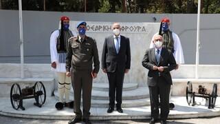 Δένδιας για Προεδρική Φρουρά: Zωντανό παράδειγμα της Ελλάδας της Αυτοπεποίθησης