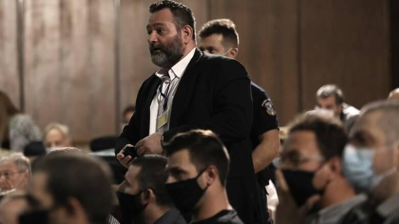 Συνελήφθη ο ευρωβουλευτής Γιάννης Λαγός στις Βρυξέλλες