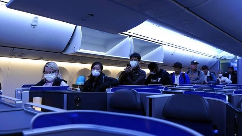 Κορωνοϊός: Πώς θα προστατευτούμε σε ταξίδι με αεροπλάνο