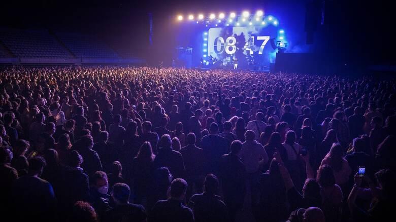 Πώς πήγε η συναυλία-πείραμα των 5.000 θεατών στην Ισπανία