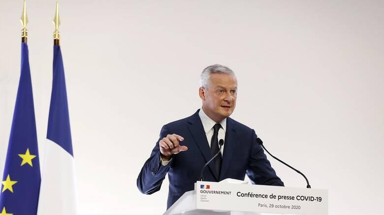 Γαλλία: Καλεί την Κομισιόν να εξετάσει άμεσα τα εθνικά σχέδια ανάκαμψης