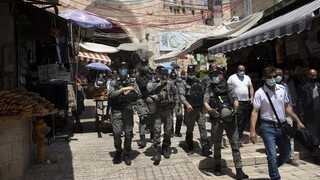 Το HRW κατηγορεί το Ισραήλ για απαρτχάιντ και διώξεις σε βάρος Παλαιστινίων