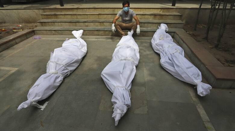 Ινδία- Κορωνοϊός: Πάνω από 200.000 οι θάνατοι και 1,8 εκατ. κρούσματα