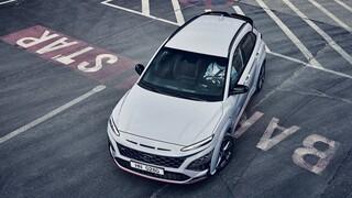 To Kona N των 280 ίππων είναι το πρώτο σπορ SUV της Hyundai