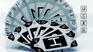 Θεσσαλονίκη: «Μπερδεύει» επιτραπέζια παιχνίδια και δημιουργεί «Μπιριμπόλεξο» για τυφλούς